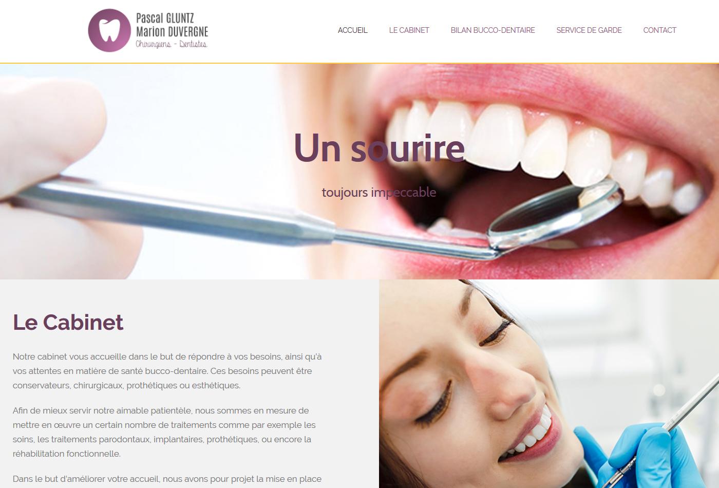chirurgien dentiste pascal gluntz