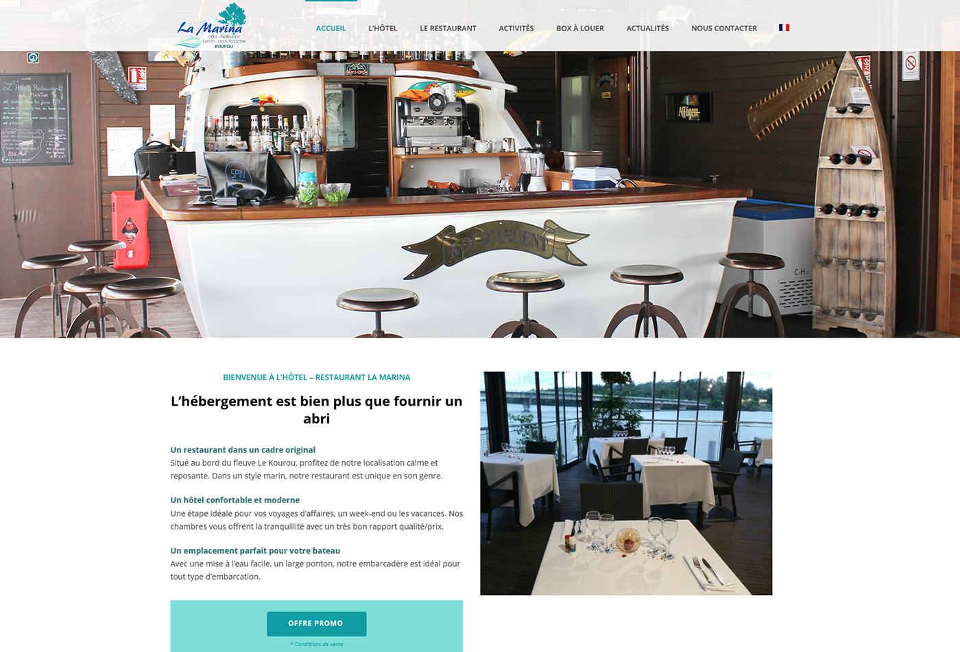 Hotel Restaurant La Marina