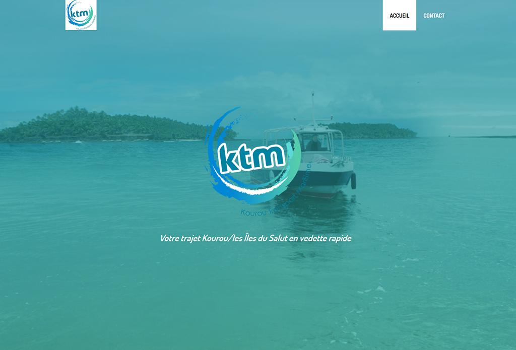Kourou Transport Maritime